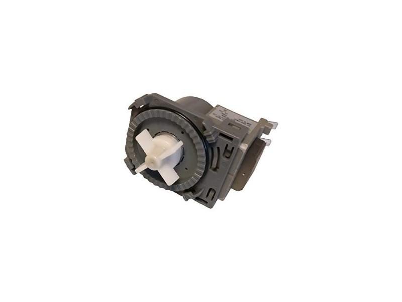 Pompe de vidange 30w 230v midea pour lave-vaisselle valberg - proline - thomson - brandt - sauter - oceanic - curtiss - saba