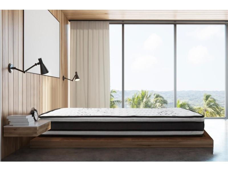 matelas m moire de forme grafeno 20 cm 90x190 colgra90x190 vente de matelas 2 personnes. Black Bedroom Furniture Sets. Home Design Ideas
