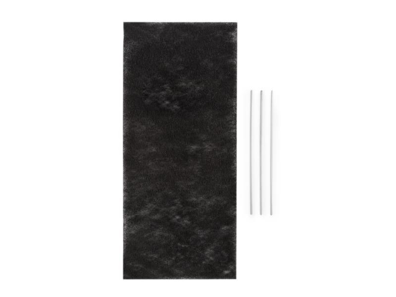 Klarstein filtre à charbon actif 37,5 x 0,5 x 16,7cm pour hotte royal flush 60 TK15-CF-10031698