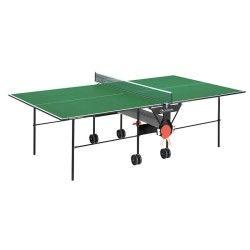 Tennis de table garlando e plateau vert - training c-112i