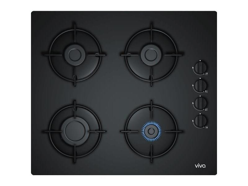 Table de cuisson gaz viva – vvg6b4p60