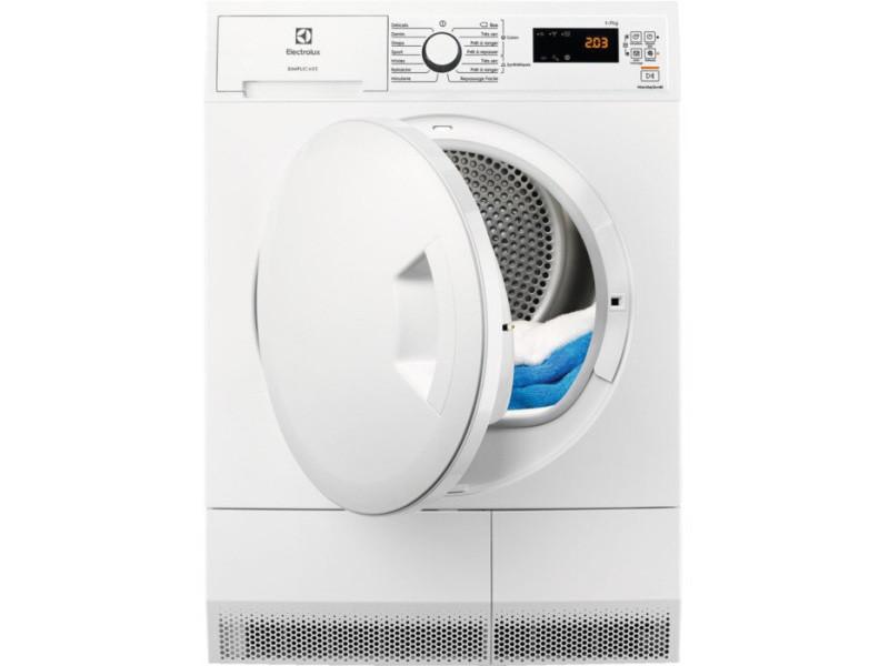 Sèche-linge frontal à condensation 60cm 7kg b blanc - ew6c4735sc ew6c4735sc