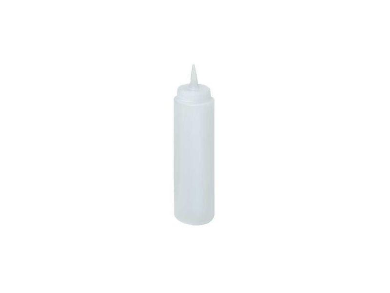 Flacon distributeur à sauce 70 cl - plusieurs couleurs - transparent 70 cl