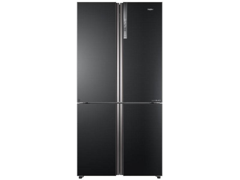 Réfrigérateur américain 610l froid ventilé haier 90.8cm a++, htf 610 dsn 7