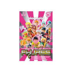 Playmobil 9147 : figures girls série 11