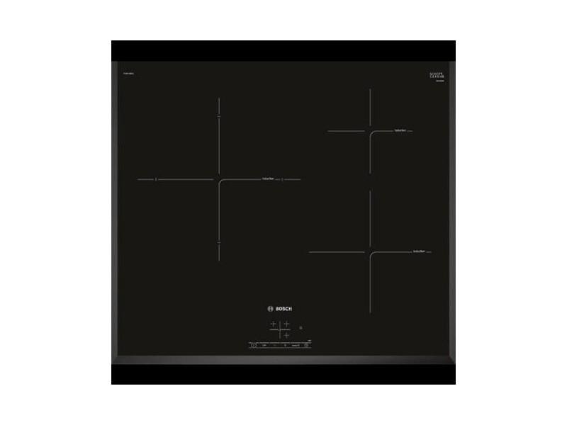 Plaque à induction intégrable à 3 zones de cuisson 60 cm - plaque de cuisson
