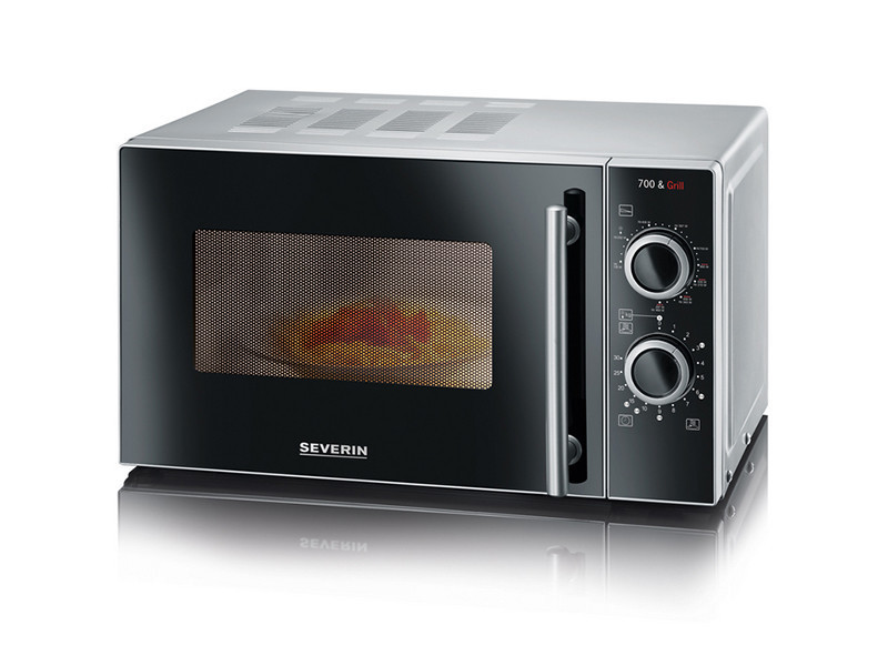 Micro-ondes + gril 20l 700w - mw7875 mw7875