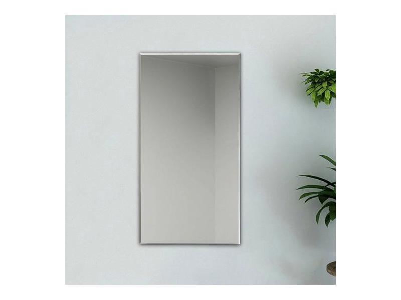Miroir rectangulaire miroir salle bain miroir 60x120cm miroir mural miroir design
