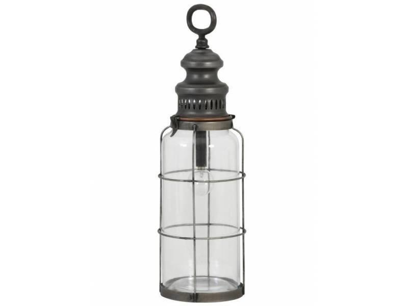 Electrique D Vintage Eclairage À Poser Suspendre Lampe Roti Ou 5L4AScR3jq