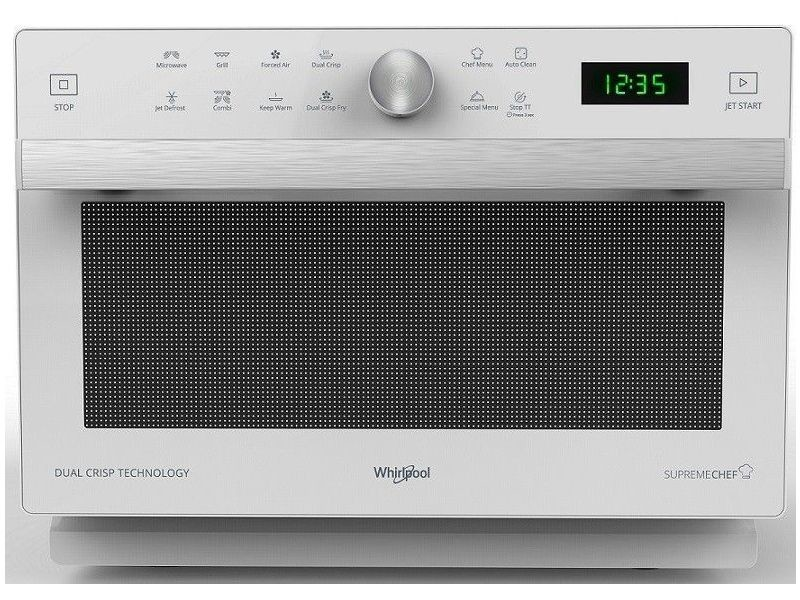Micro-ondes grill et chaleur pulsée 33l 900w blanc - mwp338w mwp338w