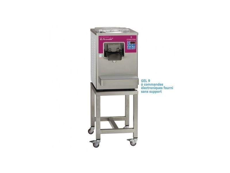 Sorbetière à extraction automatique - série gel - 10 litres / heure - furnotel -