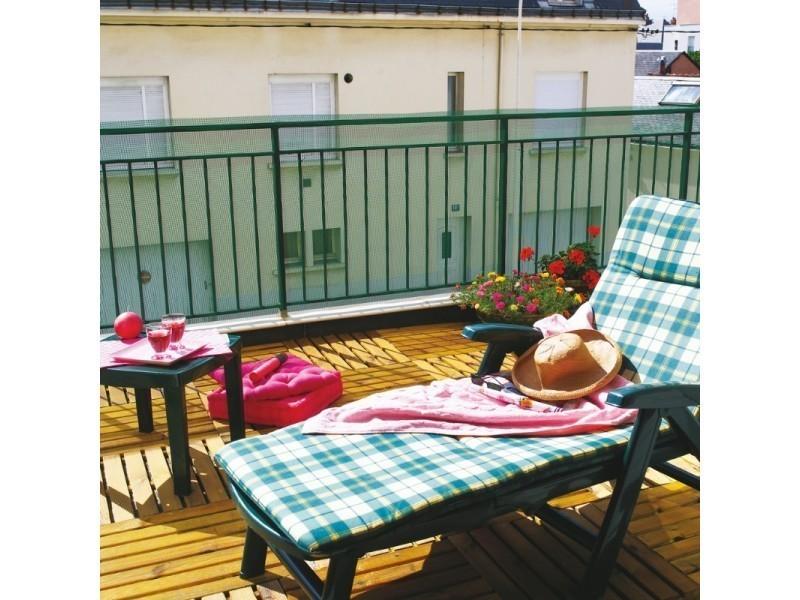 Intermas - grillage plastique maille carrée vert 1 x 5 m balconet 174631