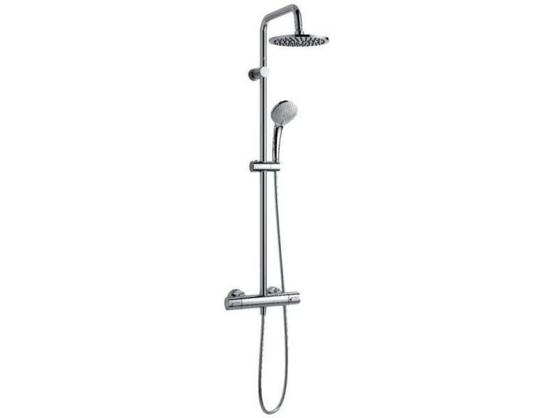 Regiplast - colonne de douche idealrain ronde
