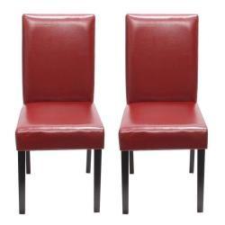 chaise de cuisine rouge conforama. Black Bedroom Furniture Sets. Home Design Ideas