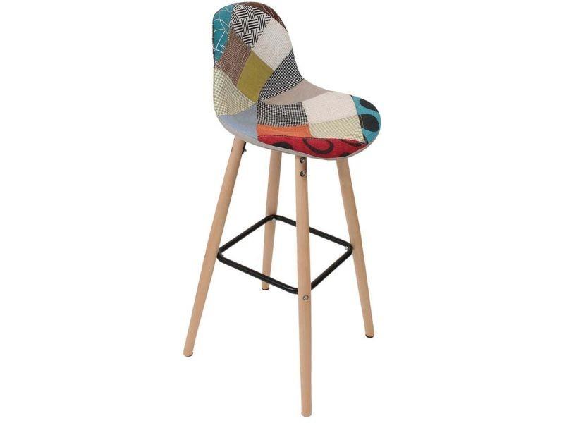 les Vente Chaise fauteuils bar patchwork de Tous de rdoWxeCB