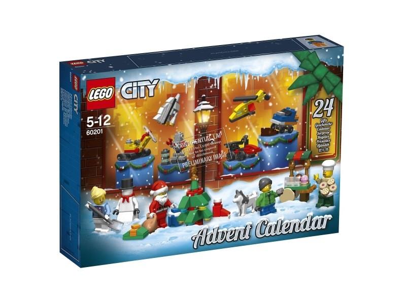 Calendrier Lego City.60201 Le Calendrier De L Avent Lego R City Lego R City