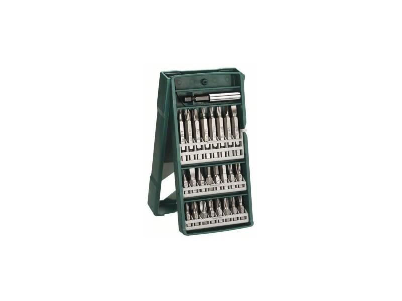 Bosch accessoires - mini set de 25 pieces pour vissage - 2607019676