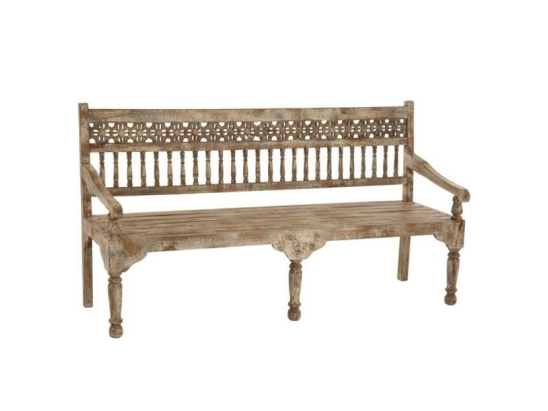Paris prix - banc en bois design \
