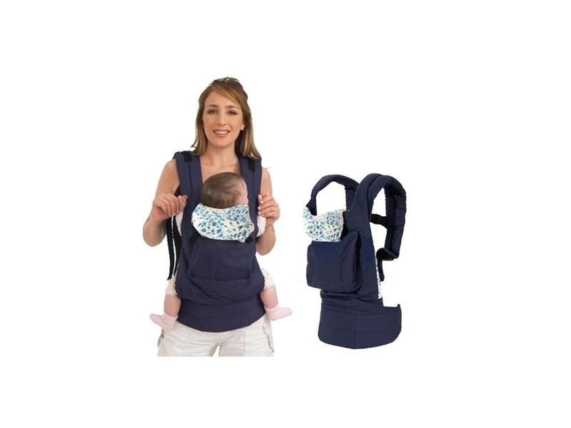b911c11ee28 ... Porte bébé sac à dos de transport de de sécurité de multiposition ...