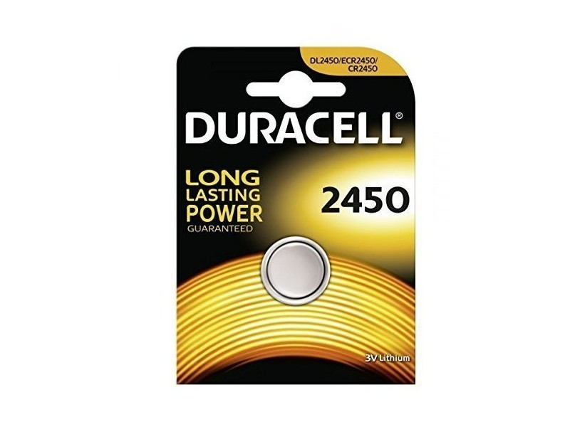 Duracell - blister 1 pile electronics 2450 092403042