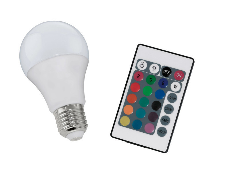 Tschqrdx Ampoule Avec Vente E27 Culot Télécommande 7w40w Led Opale De vnNy8wOm0P