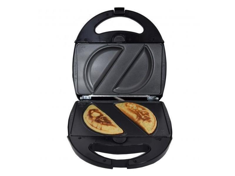 Machine avec plaques de cuisson interchangeables 1300w