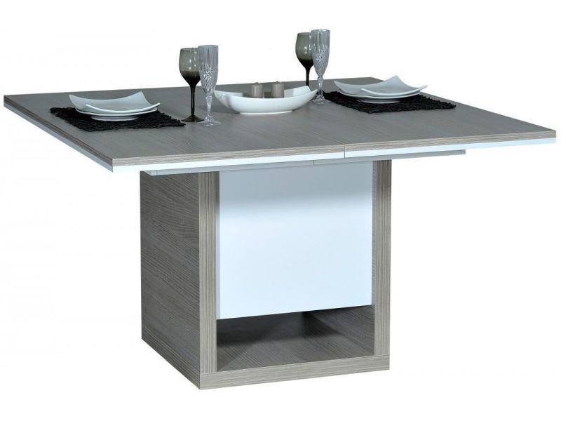 Table A Manger 130 175 Cm Extensible Design Led P 3970 Co