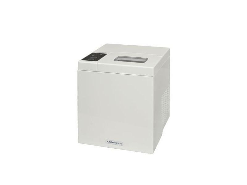 Kitchen studio machine à glaçons 90w blanche kism10b
