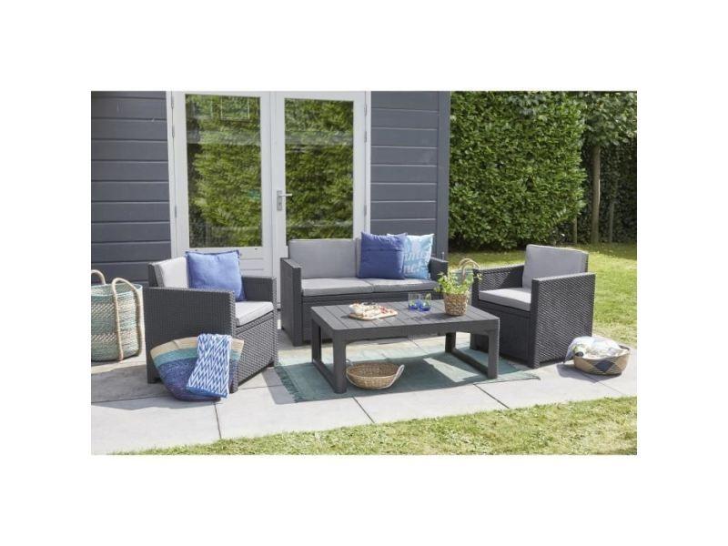 jardin ensemble de Salon jardin table chaise de fauteuil LMUqVGSzpj