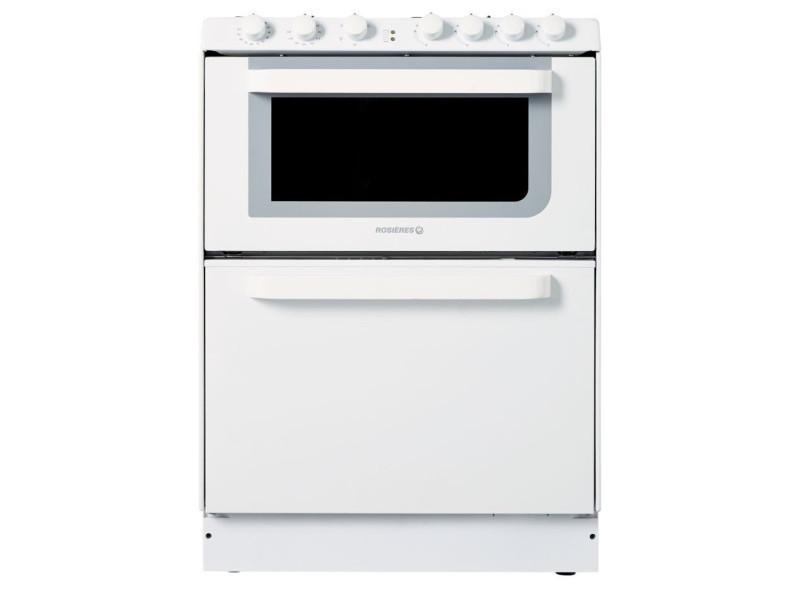 Lave-vaisselle combiné cuisson posable 60cm 6c 52db a blanc - trg60rb trg60rb