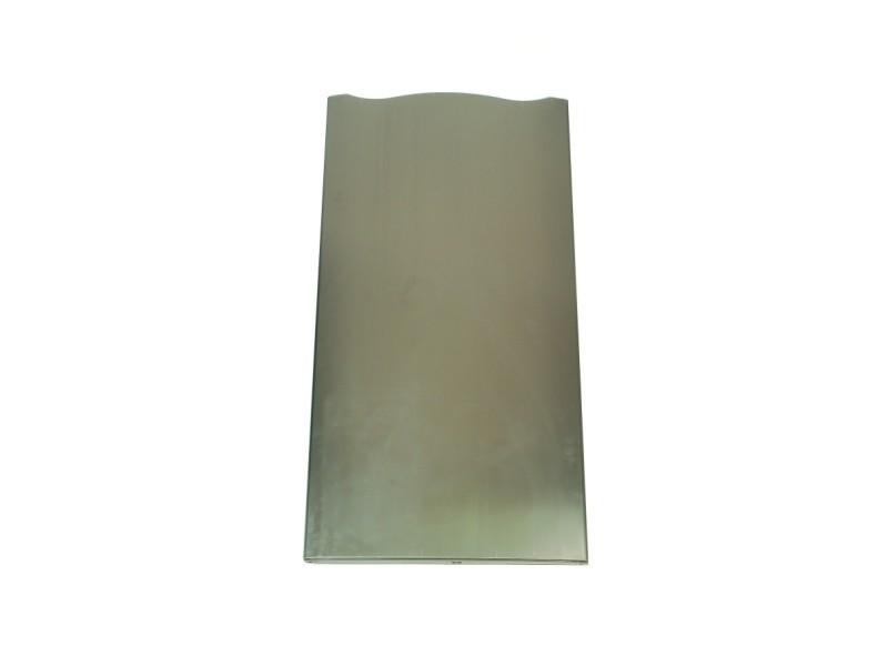 Porte refrigerateur inox lxh 540x1030x55 reference : c00143326