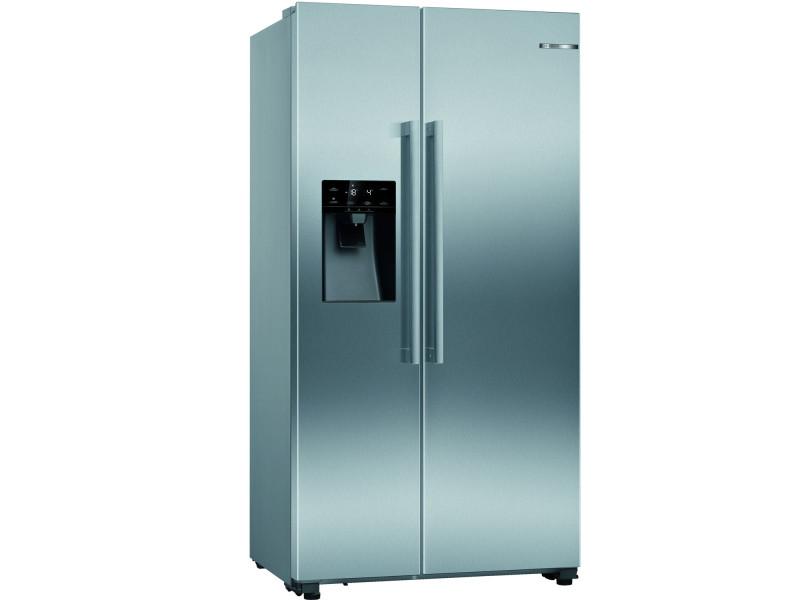 Réfrigérateur américain 91cm 533l a+ nofrost inox - kad93vifp kad93vifp