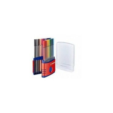 Stabilo pen 68 colorparade x 20