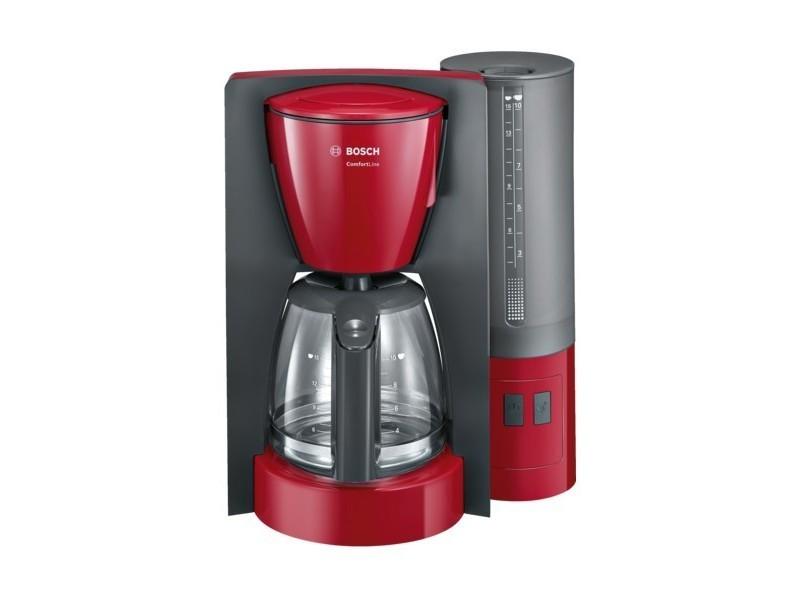 Bosch tka6a044 cafetiere filtre - rouge BOSTKA6A044