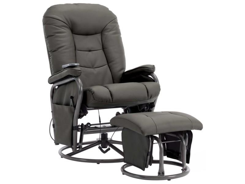 Icaverne fauteuils électriques edition fauteuil de massage