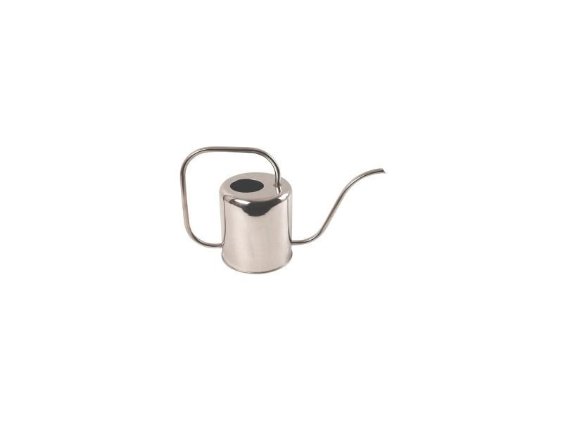 Arrosoir d'intérieur design en acier inoxydable - 1.5l