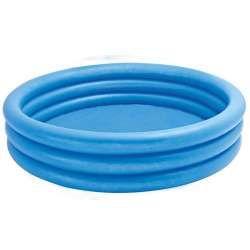 Piscine bleue ronde ø 1.47m x h 33 cm