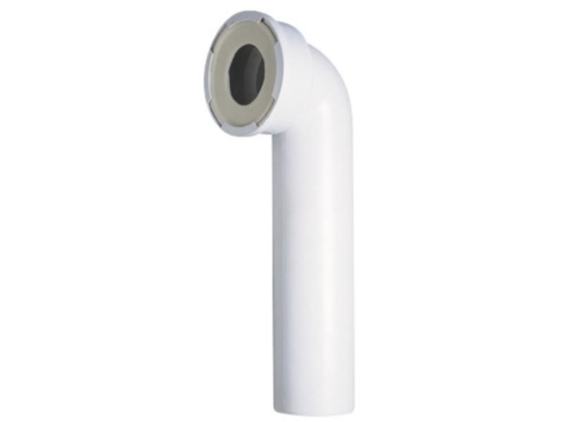 Pipe wc longue coudée