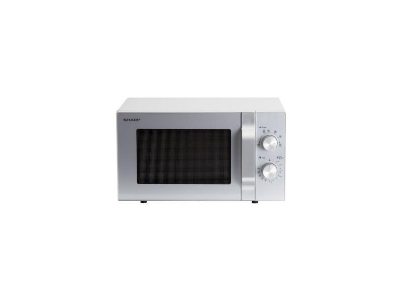 Micro-ondes solo 20l 800w silver - r204s r204s