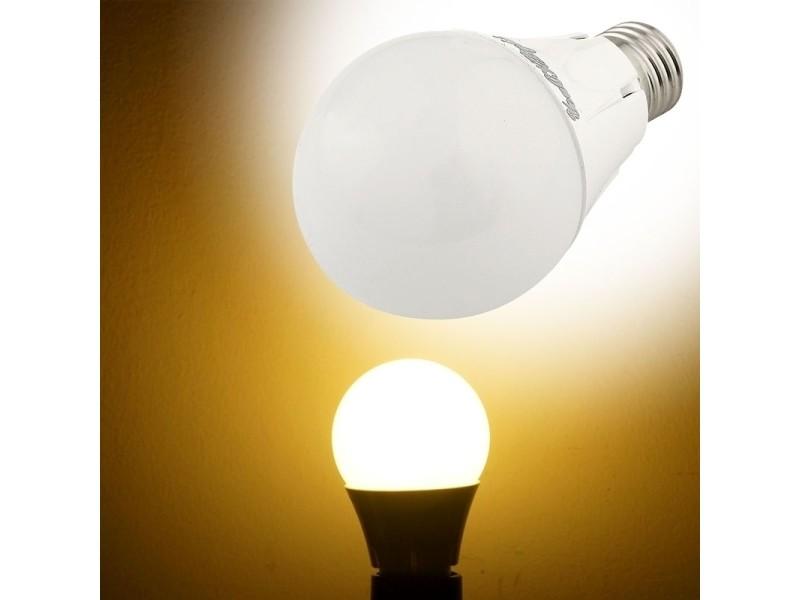 De Blanc Globe Led Ampoule E27 24 D'ampoule Smd Lampe 450lm 2835 5w OXTwPkiuZ