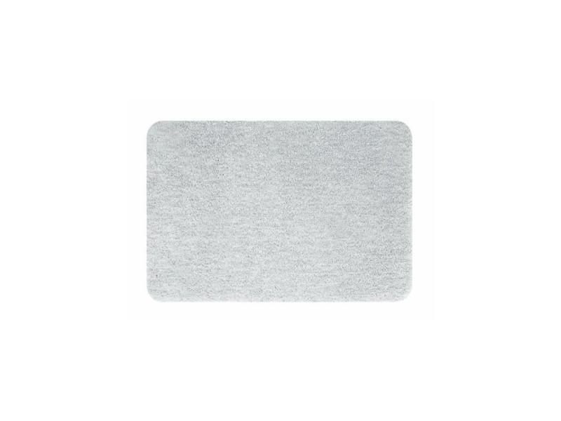 Tapis De Porte Gris Tapis de Bain Lavable Absorbant Antid/érapant Chambre Tapis SHACOS Grand Tapis De Coton Tiss/é Rectangulaire Tapis 120x180 cm
