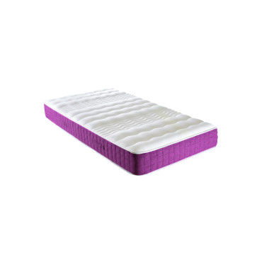 matelas eudimonie 90x200 m moire de forme 24 cm vente de olympe literie conforama. Black Bedroom Furniture Sets. Home Design Ideas