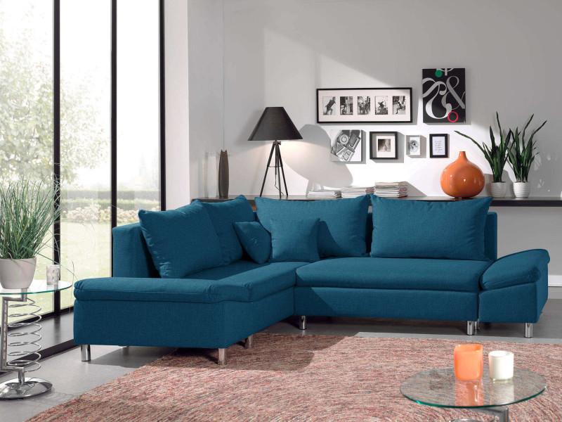 jade canap d 39 angle gauche convertible avec rangement. Black Bedroom Furniture Sets. Home Design Ideas