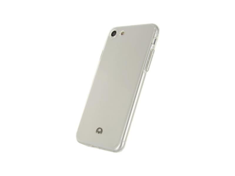 158b855b7ad21c Mobilize deluxe gelly case etui de protection pour telephone apple iphone 7  argent - Vente de Accessoires téléphone - Conforama
