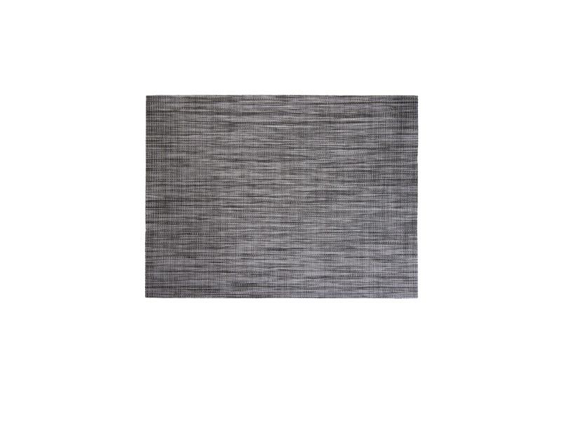 Set rectangulaire gala argent 30 x 45 cm les ateliers du linge 2720010000