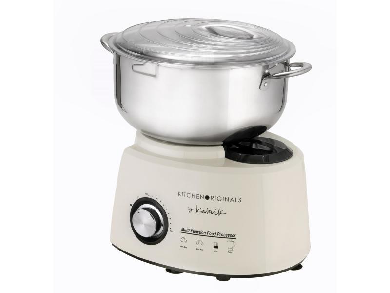 Robot de cuisine intelligent tkg ha 1007 kto MZ 449 CB brombeer