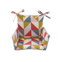 Coussin de chaise haute bébé triann