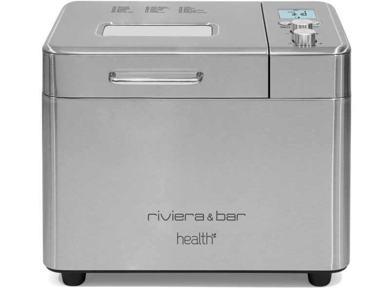 Machine à pain 1kg 500w inox - qpm440 qpm440