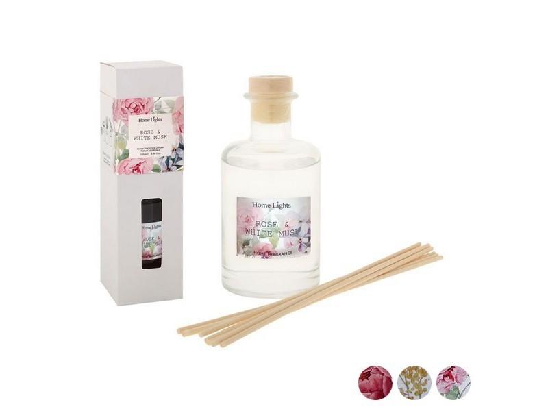Coffret de bâtonnets parfumés (100 ml) choisissez votre option - floral