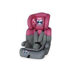 Siège auto bébé groupe 1/2/3 junior plus (9-36kg) rose